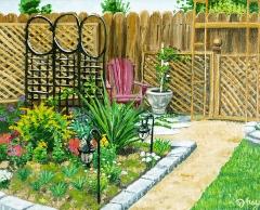 Our Garden 2006