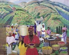 Haitian Market I